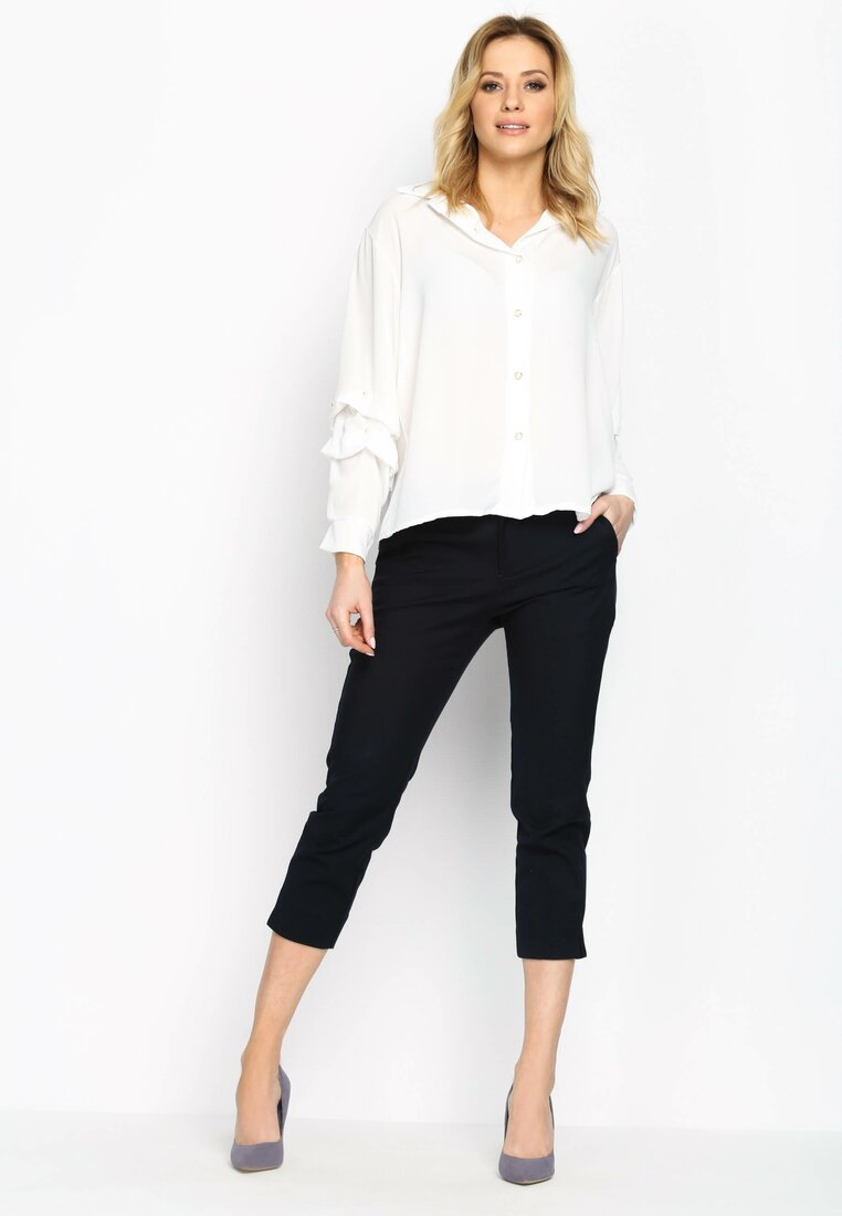 Biała Koszula Magical Sleeves
