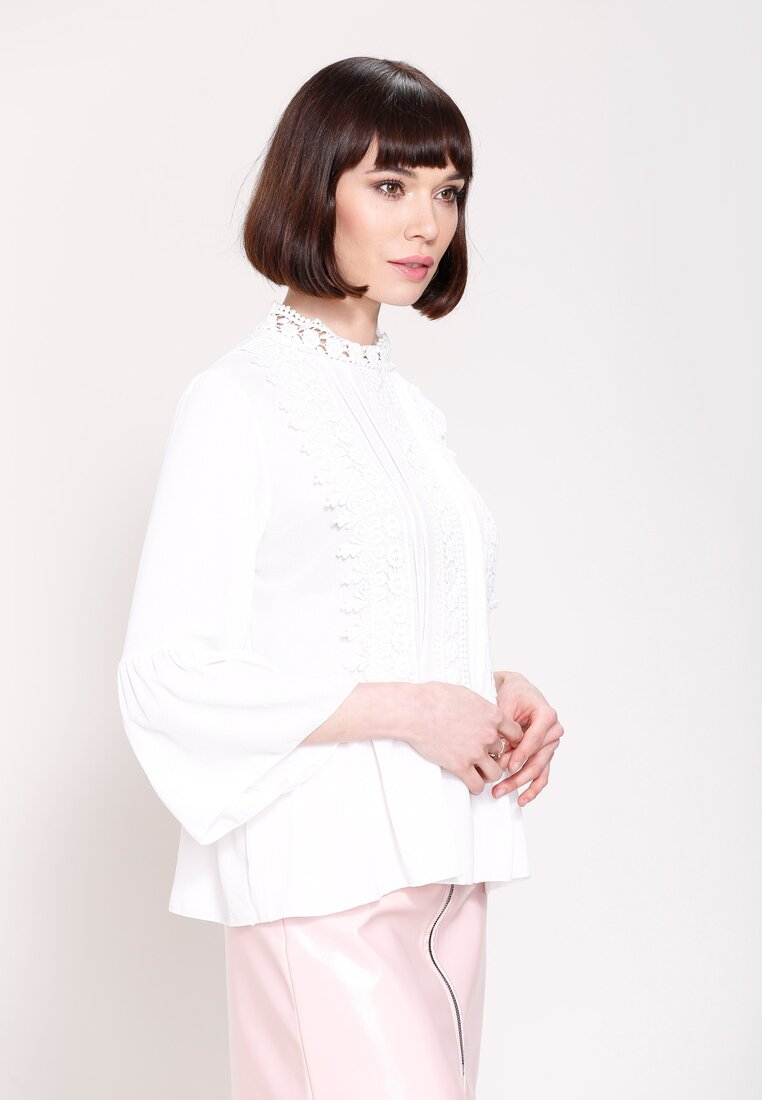 Biała Bluzka Soft & Innocent