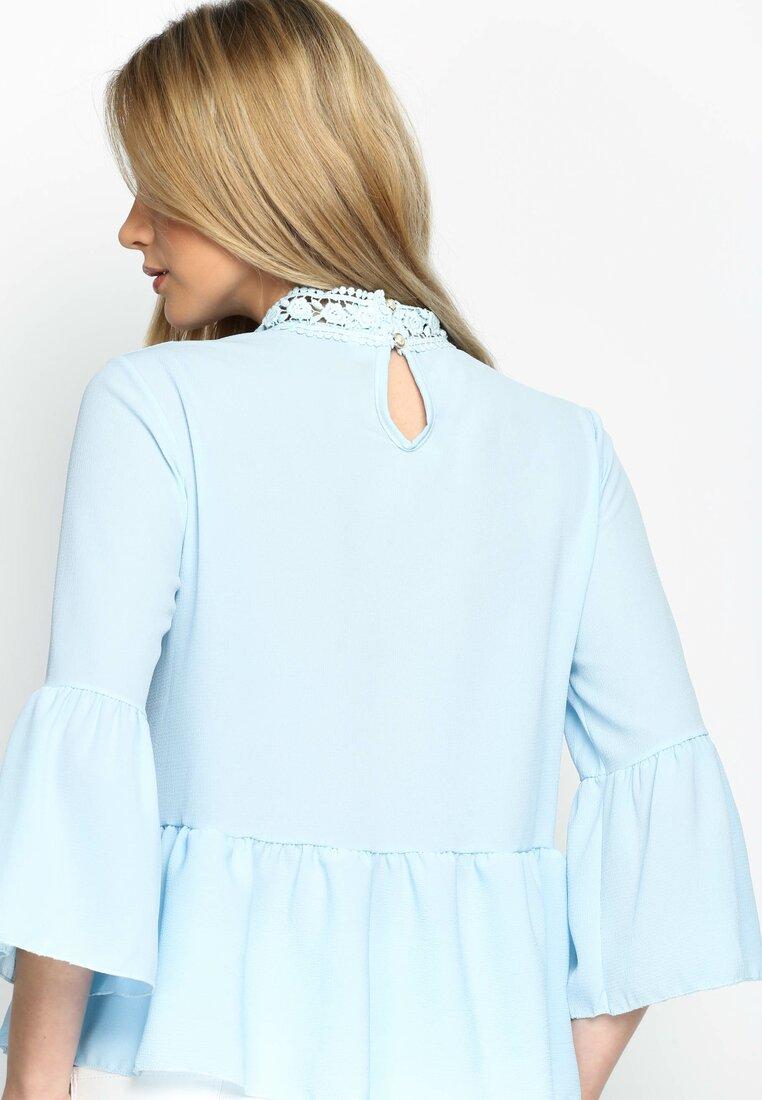 Niebieska Bluzka Soft & Innocent