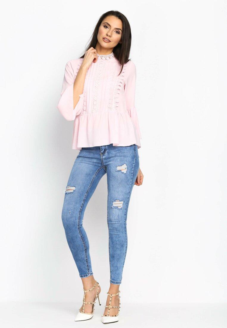 Różowa Bluzka Soft & Innocent