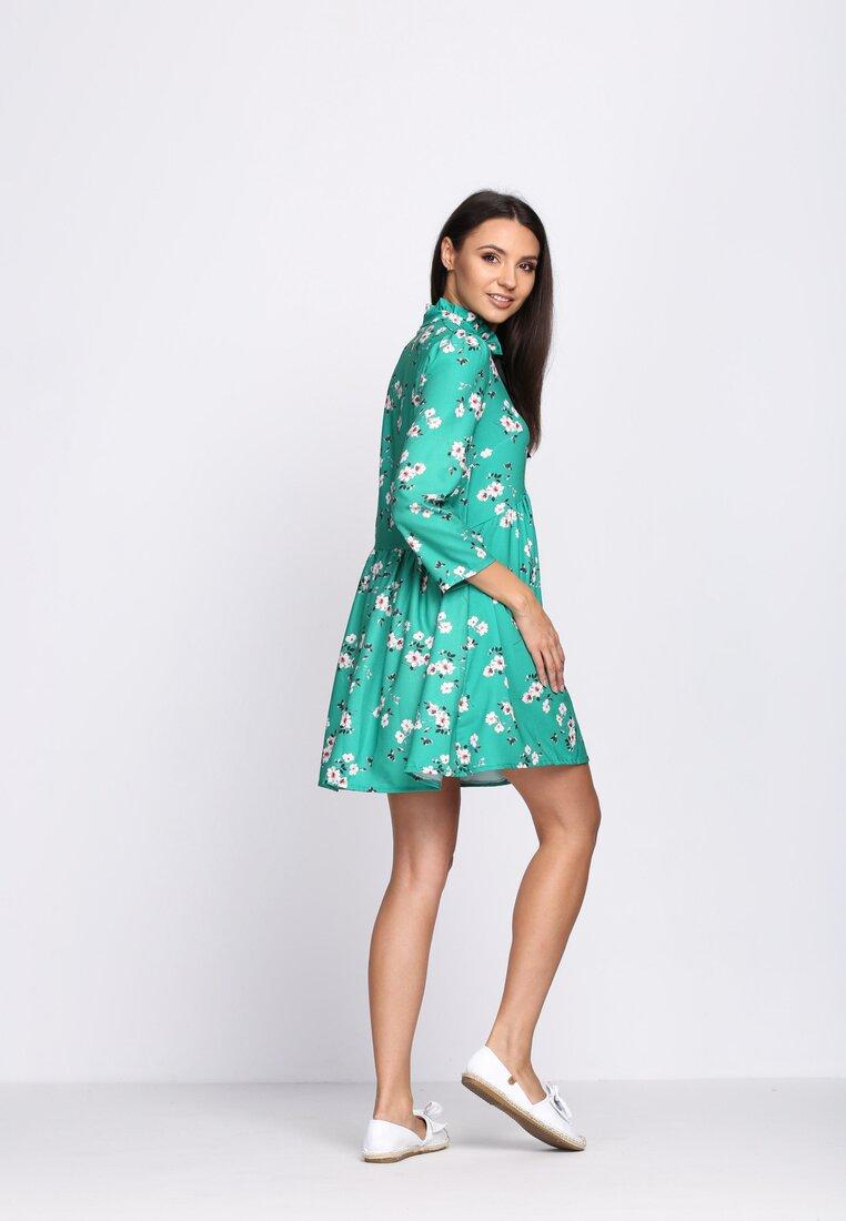 Zielona Sukienka Beauty Total