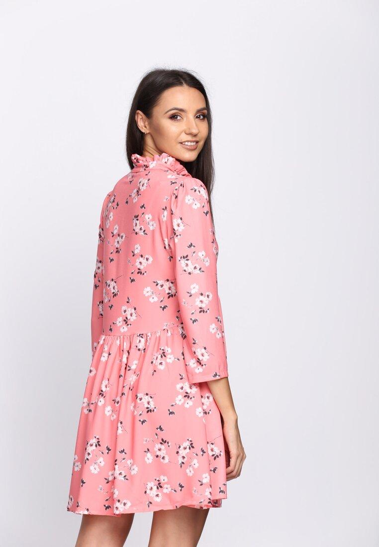 Łososiowa Sukienka Beauty Total