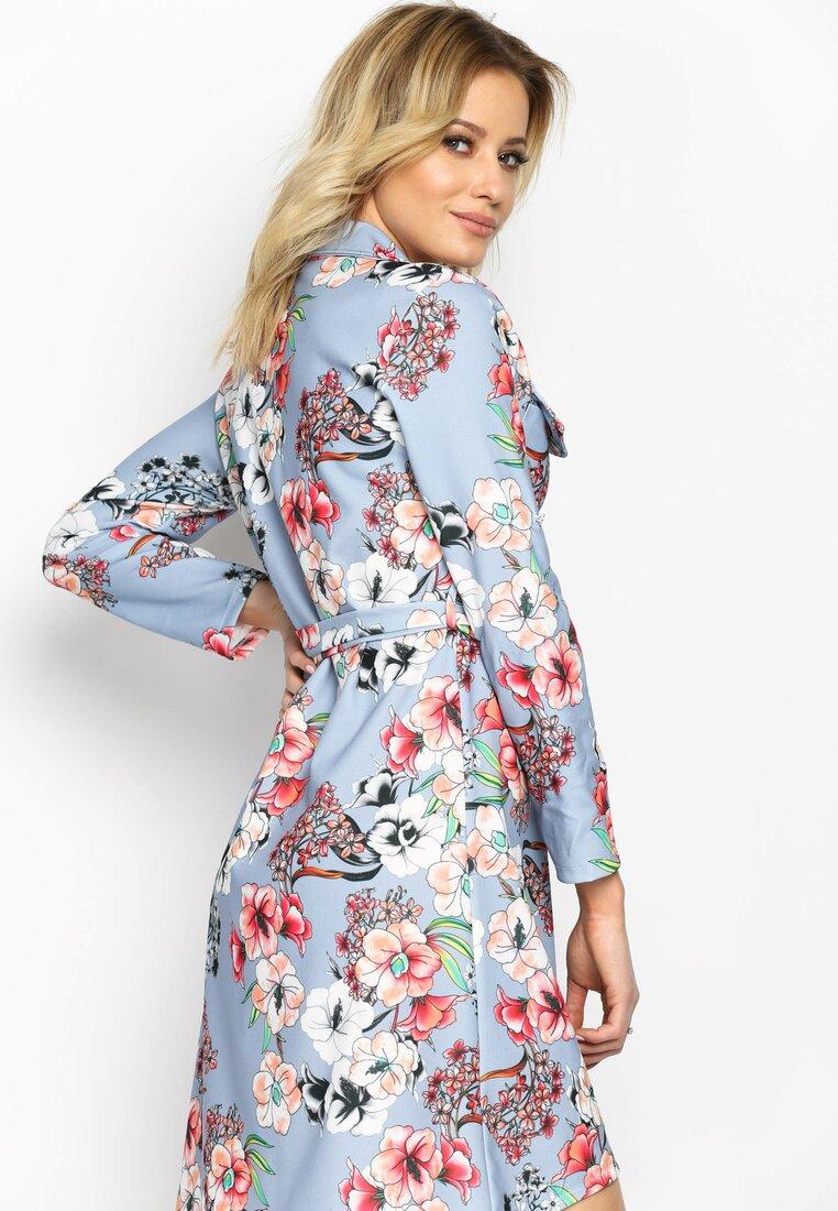 Niebieska Sukienka Good To Me And You