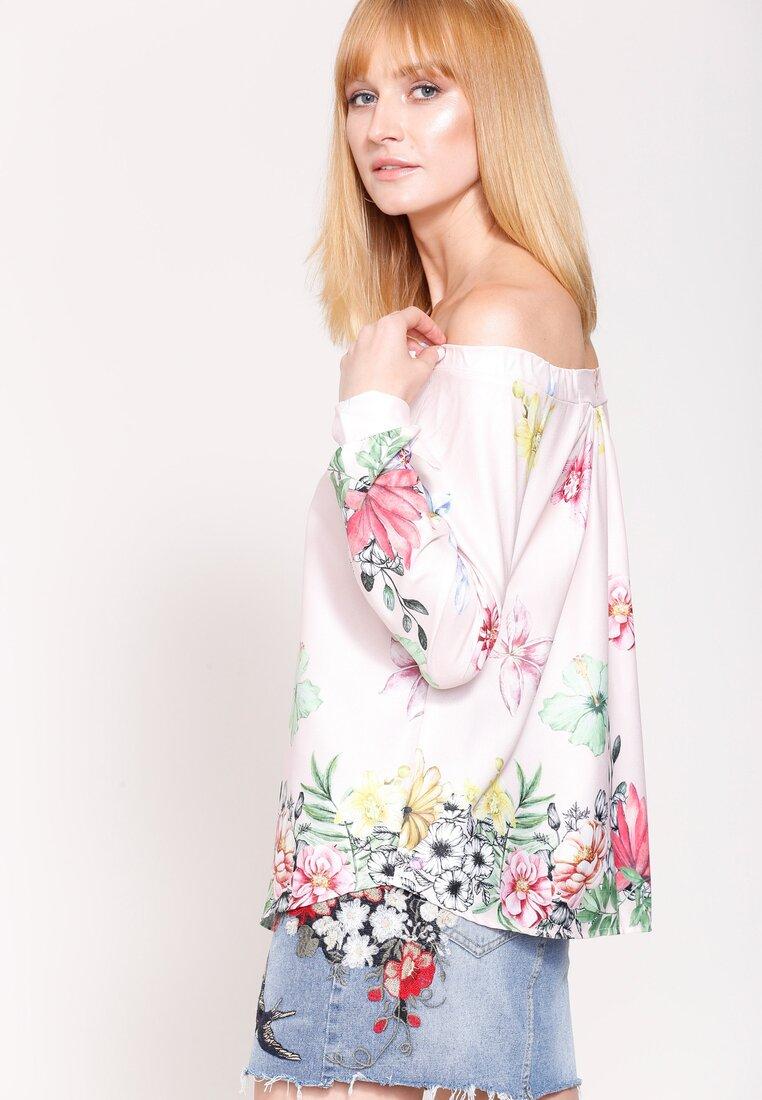 Różowa Bluzka Flowery Meadow