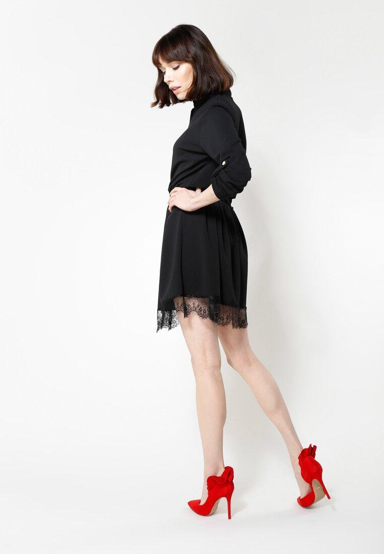 Czarna Sukienka Come Joining