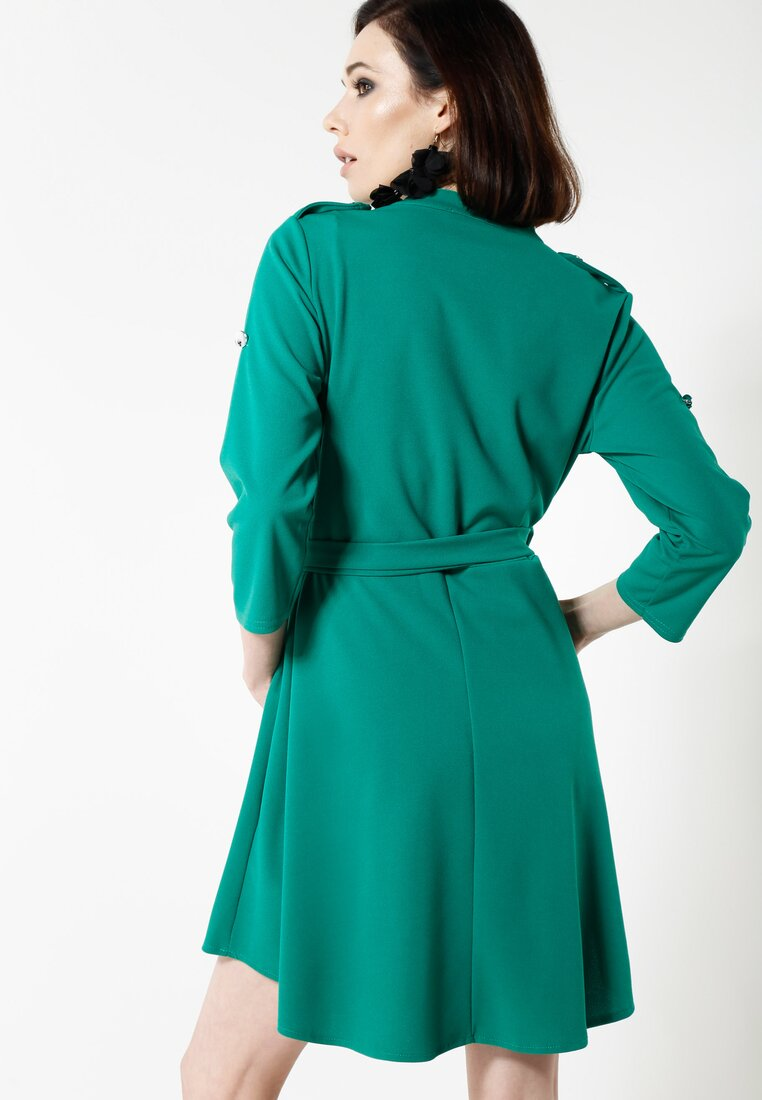 Zielona Sukienka Remarkable