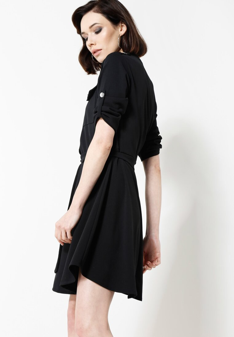 Czarna Sukienka Remarkable