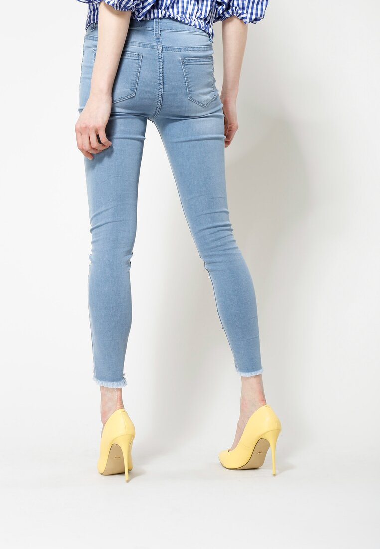 Niebieskie Jeansy Come Over