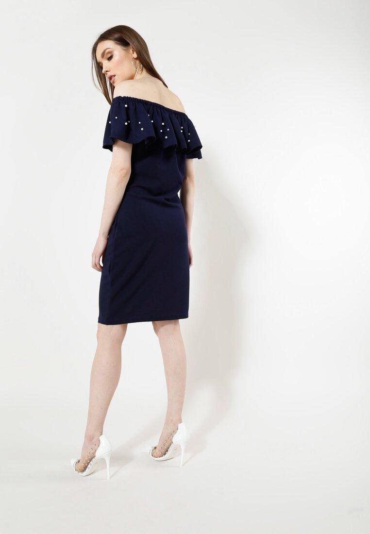 Granatowa Sukienka Better Life