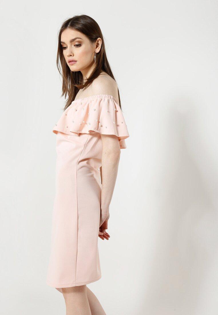 Różowa Sukienka Better Life