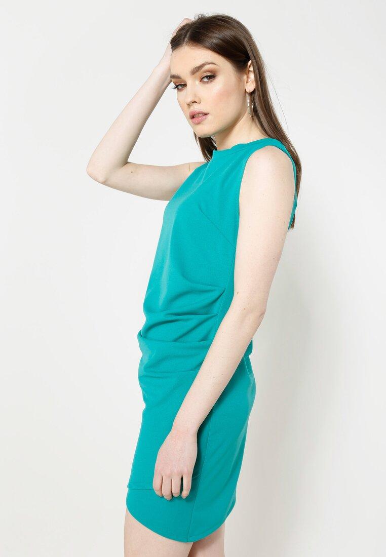 Zielona Sukienka Poematic