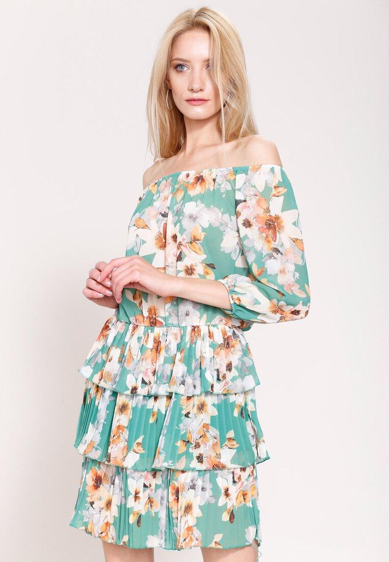 Zielona Sukienka Glade