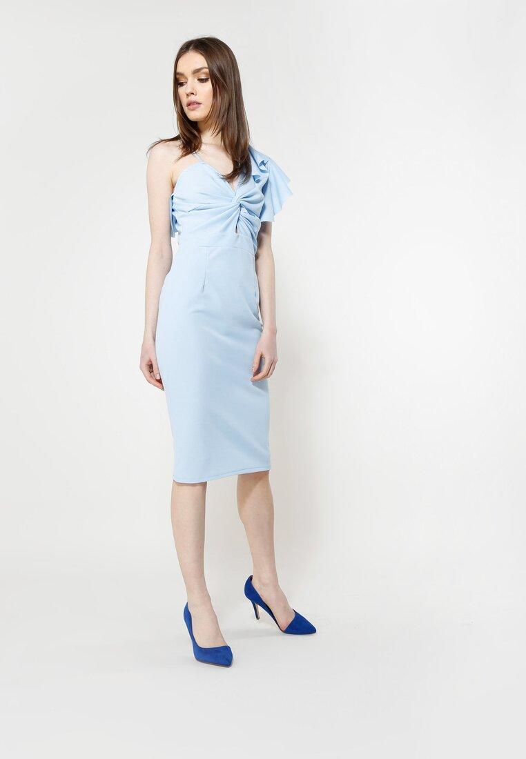 Niebieska Sukienka Summer Story