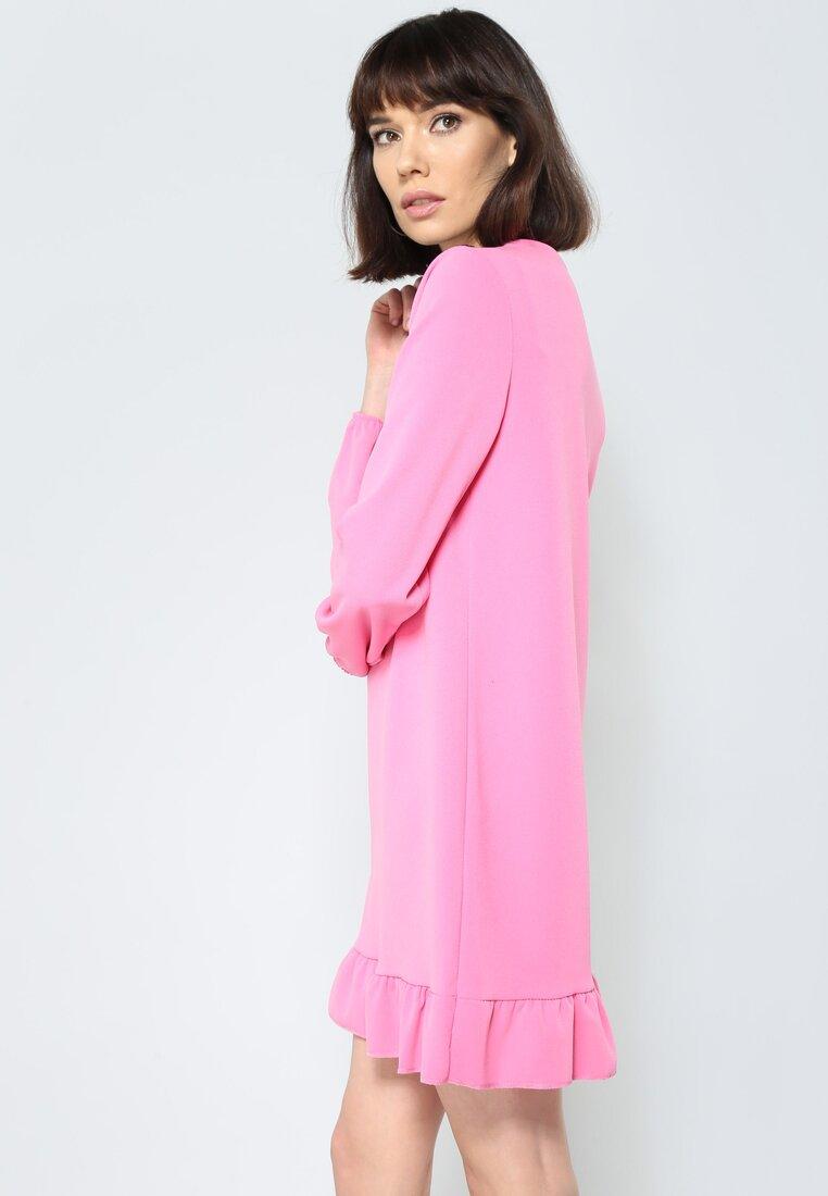 Fuksjowa Sukienka Apparent