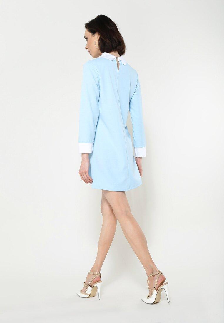 Jasnoniebieska Sukienka Perfect Day