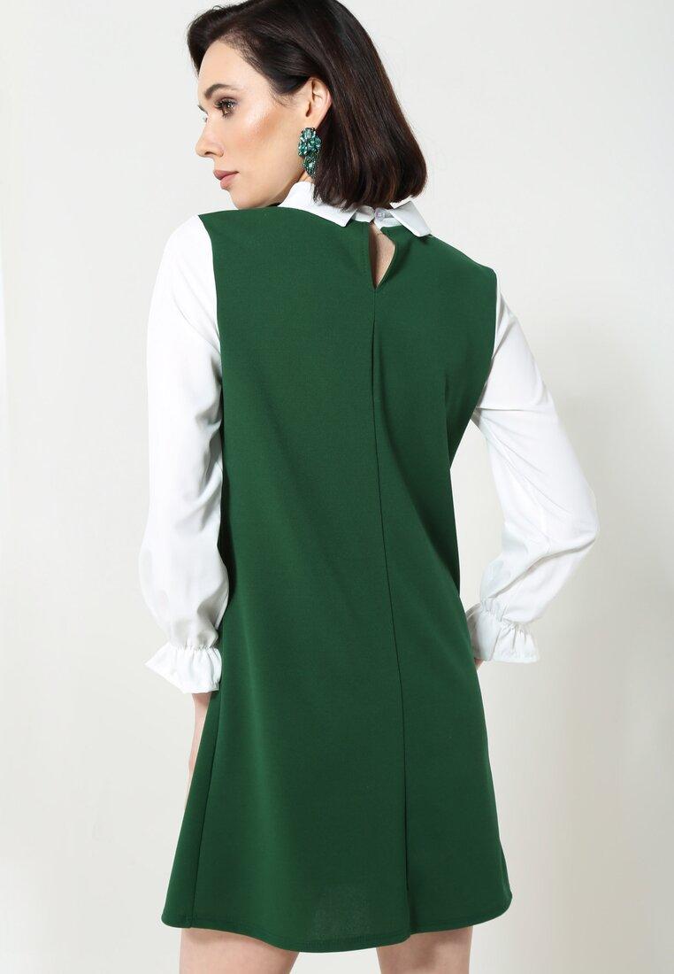 Zielona Sukienka Boubly