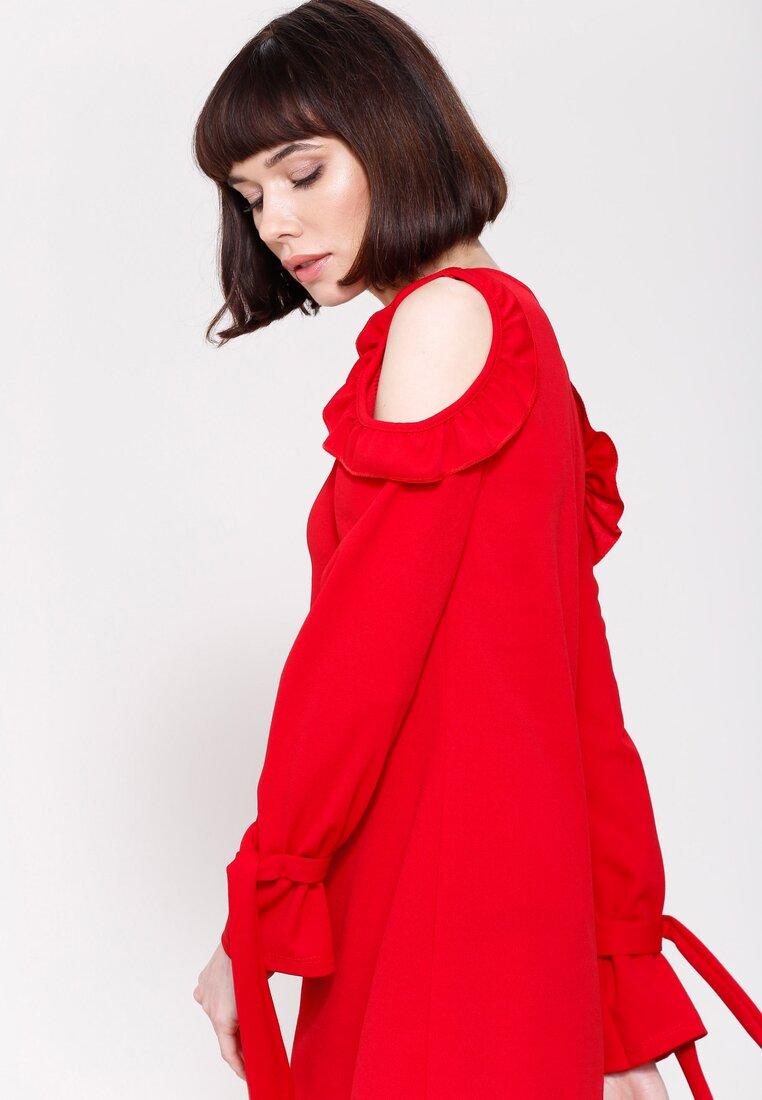 Czerwona Sukienka Oceans