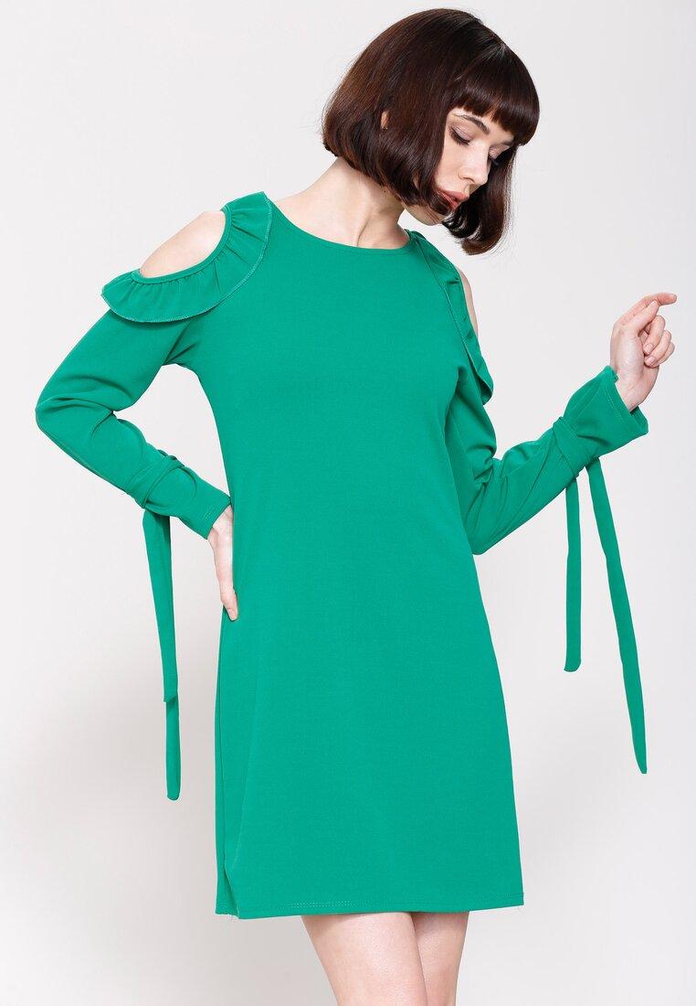Zielona Sukienka Oceans