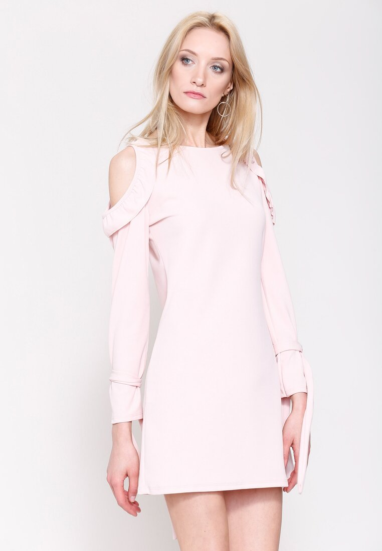 Różowa Sukienka Oceans