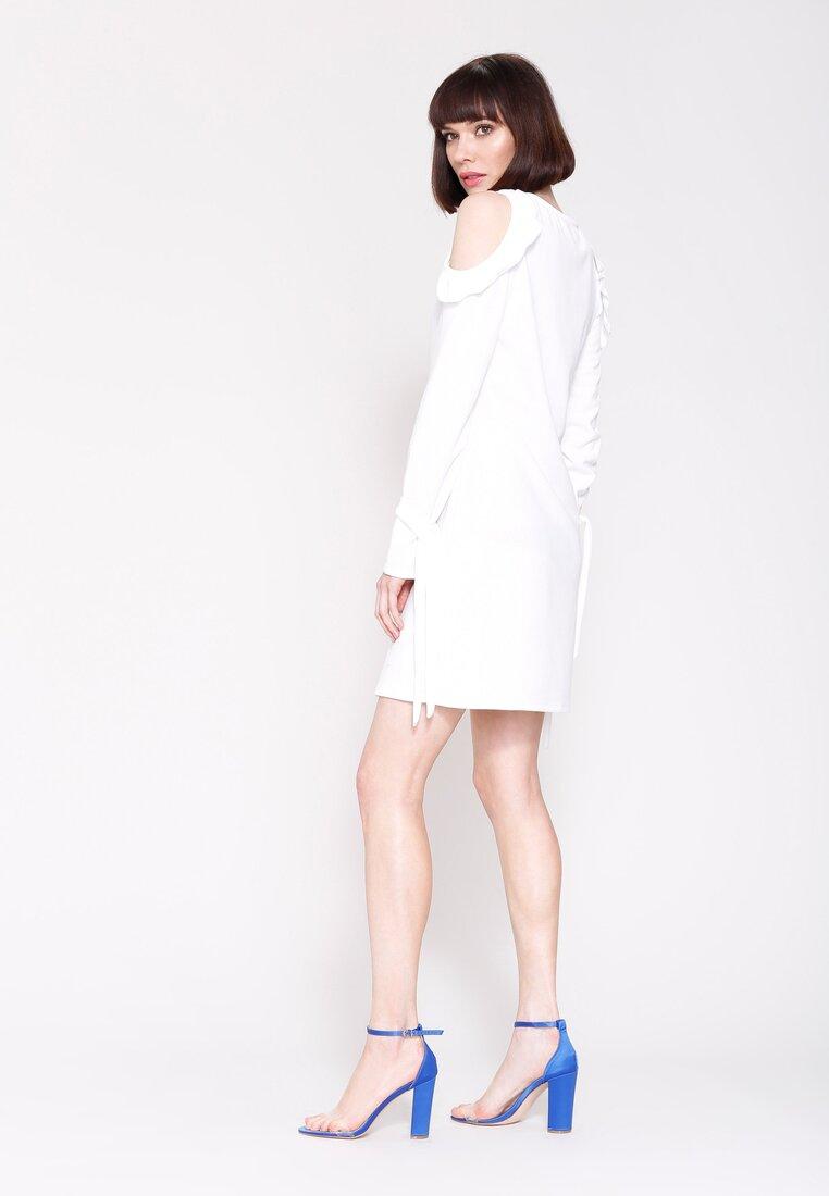 Biała Sukienka Oceans