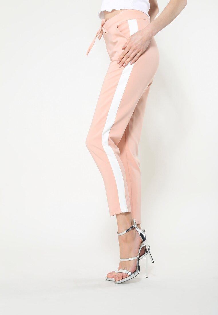 Łososiowe Spodnie Perfect Look