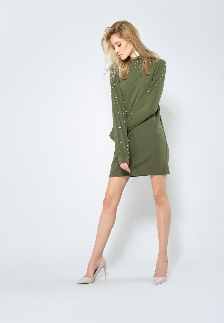 Zielona Sukienka Night Pearl