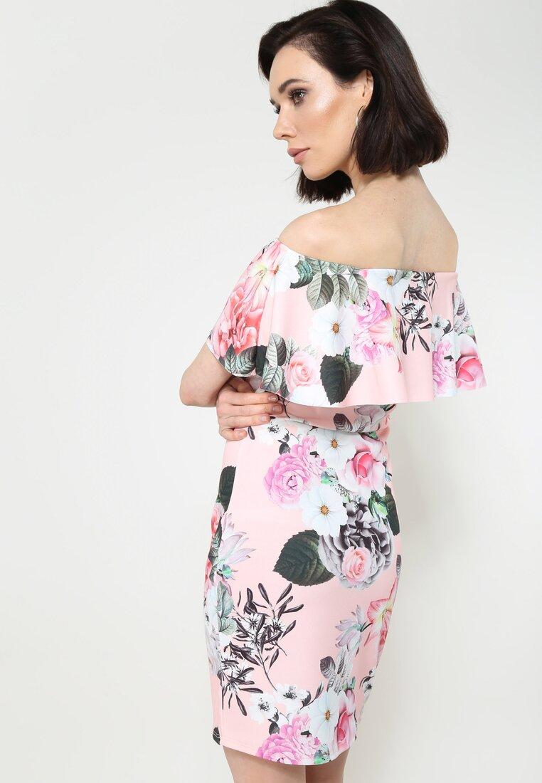 Różowa Sukienka One's For You