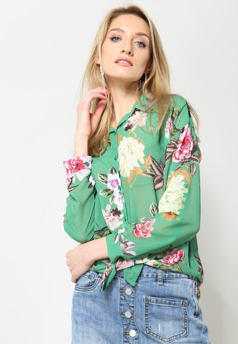 Zielona Koszula Perfect Mood