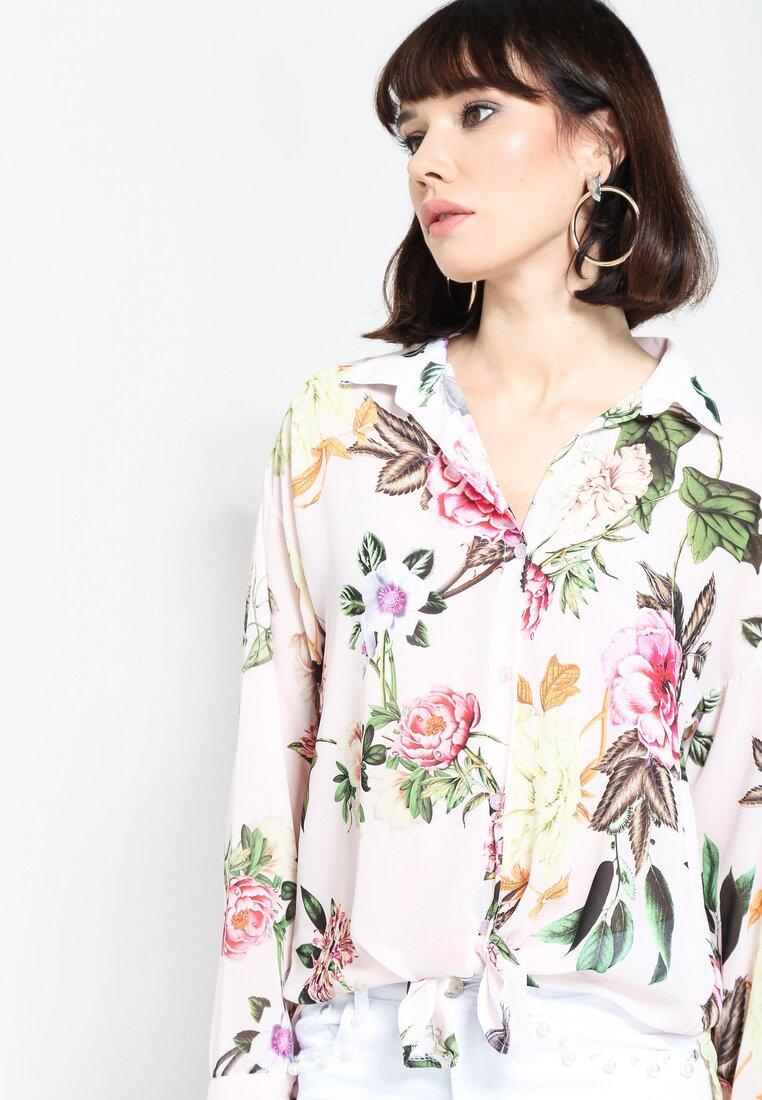 Różowa Koszula Perfect Mood