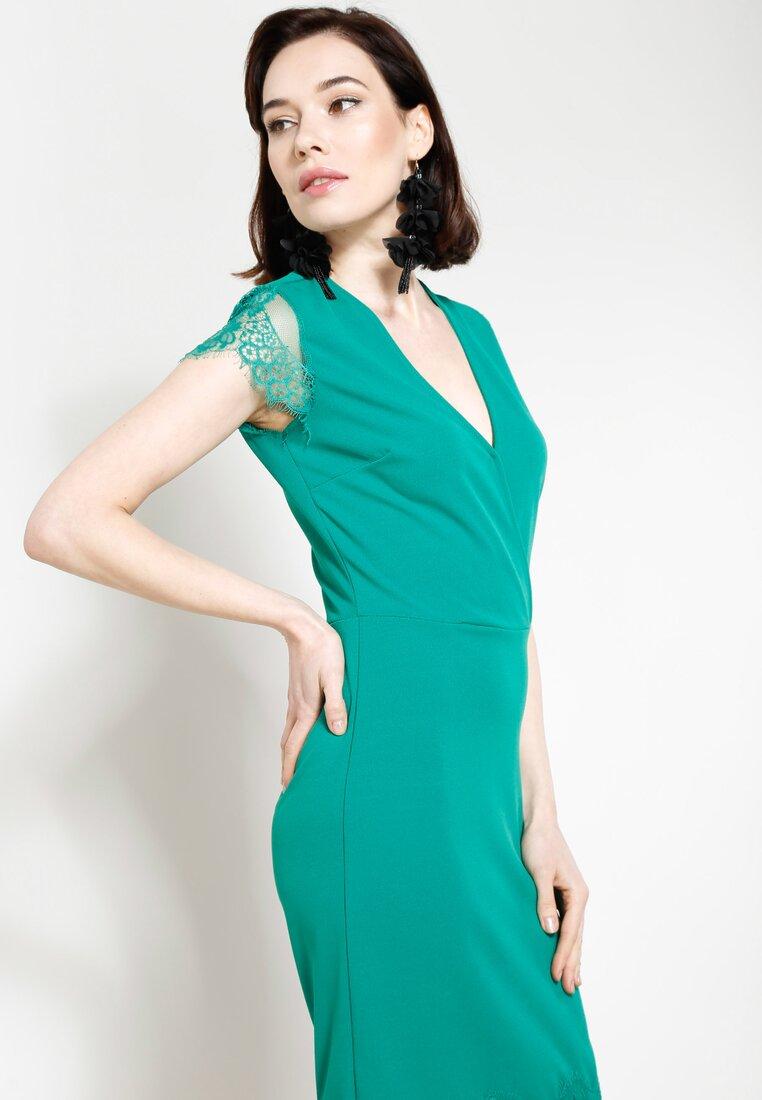 Zielona Sukienka Fantastic