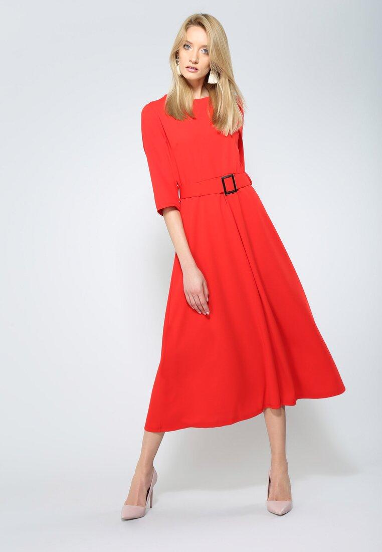 Czerwona Sukienka Your Choice