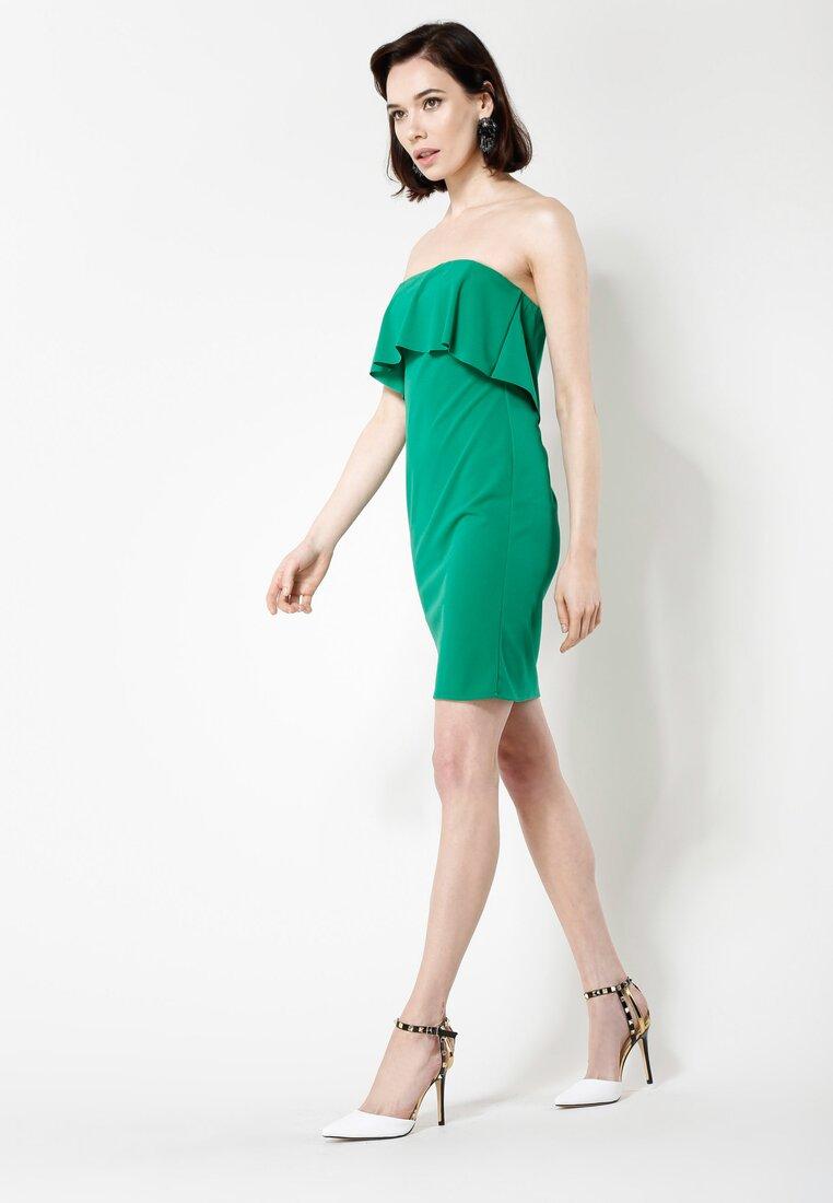 Zielona Sukienka Untold Story