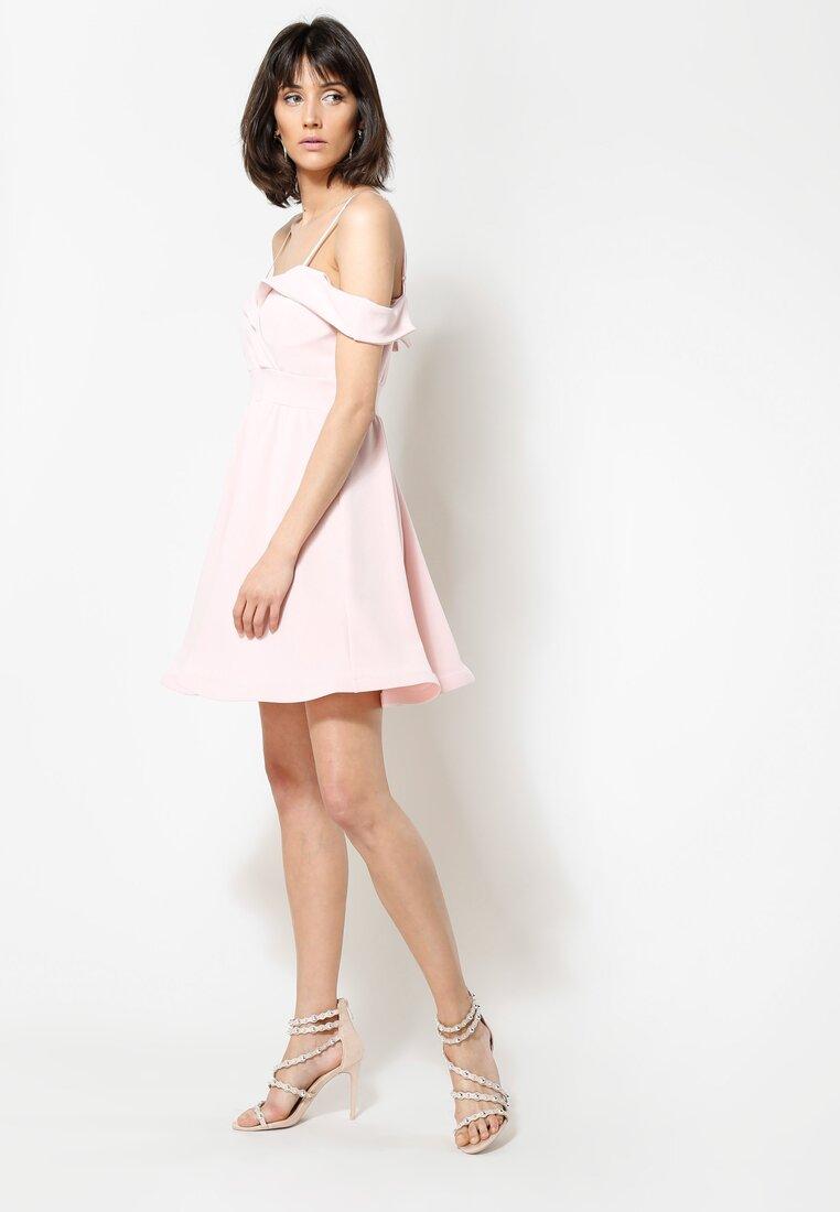 Różowa Sukienka I'm Looking