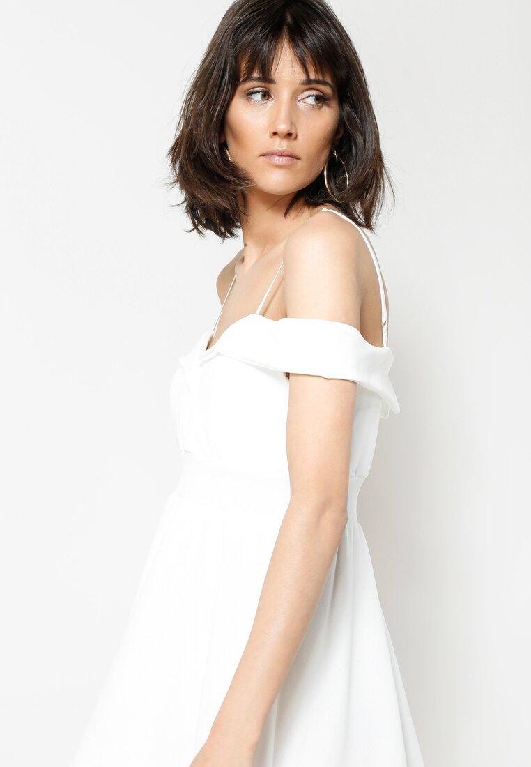 Biała Sukienka I'm Looking