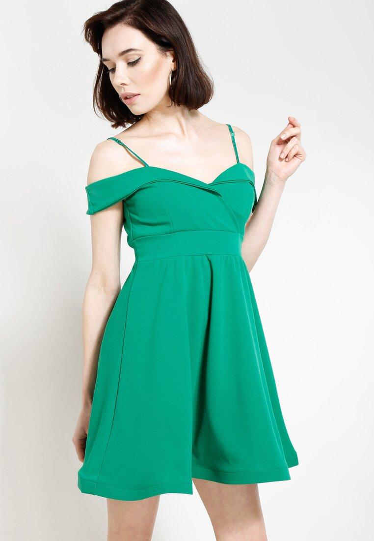 Zielona Sukienka I'm Looking