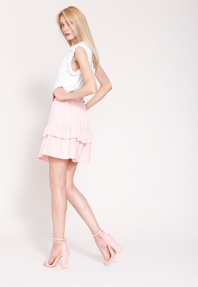 Różowa Spódnica Baby Tonight