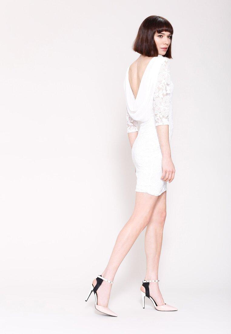 Biała Sukienka So Good to Me