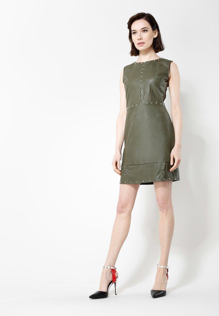 Zielona Sukienka Something Good
