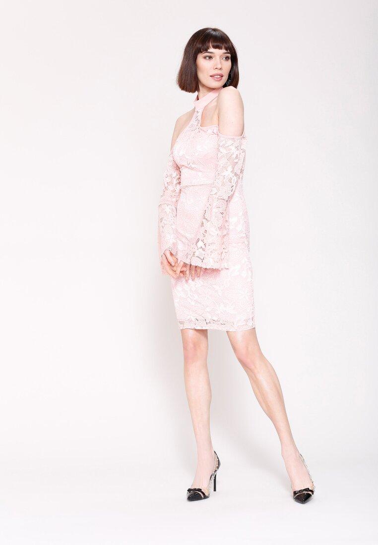 Różowa Sukienka Days of Our Lives