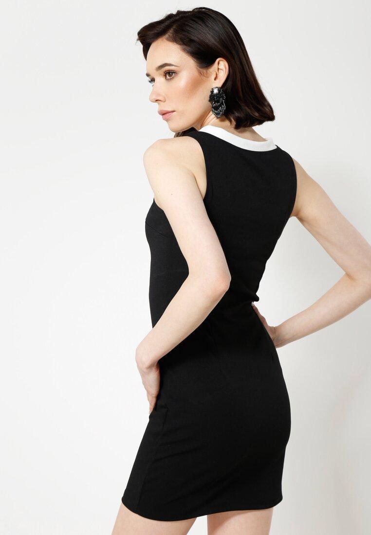 Czarna Sukienka Dear Marie