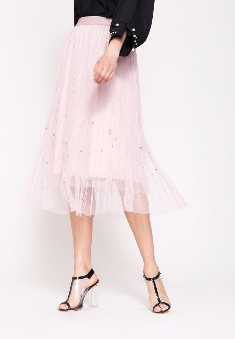 Różowa Spódnica Little Love