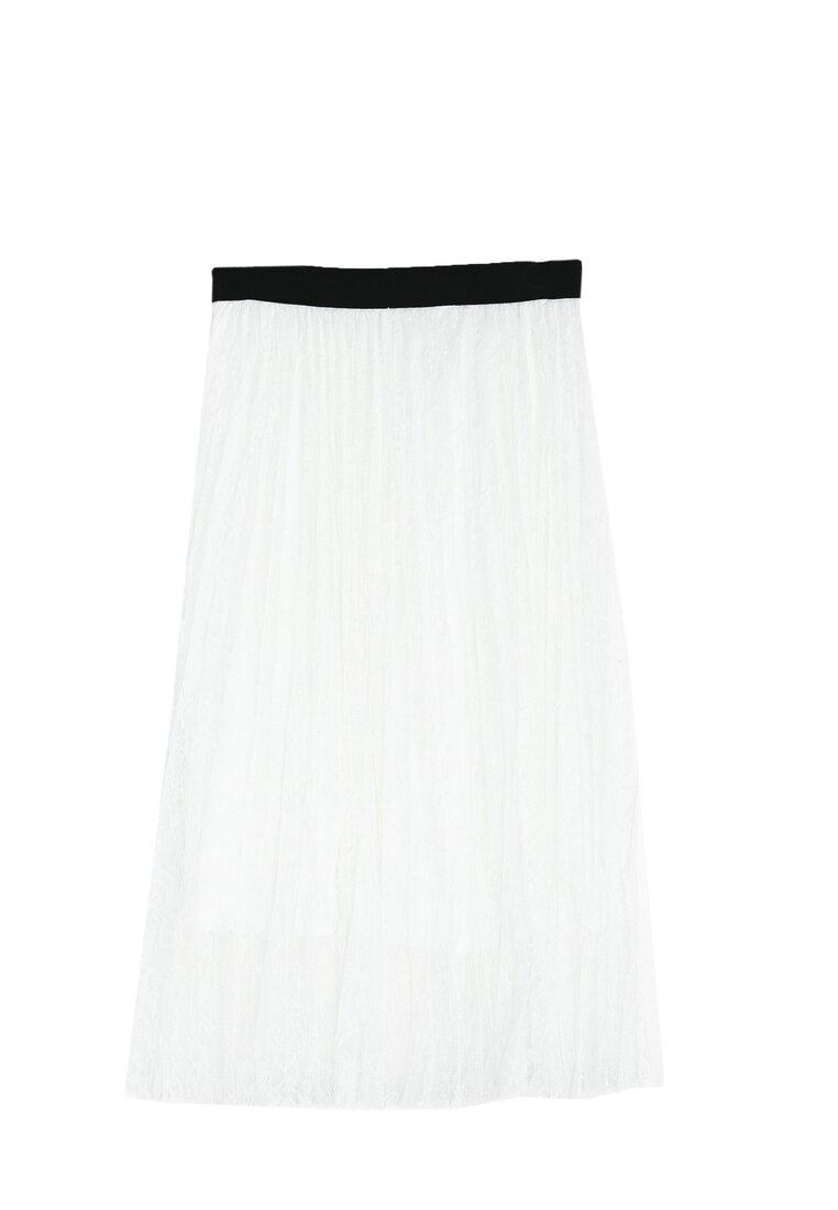 Biała Spódnica My Mind