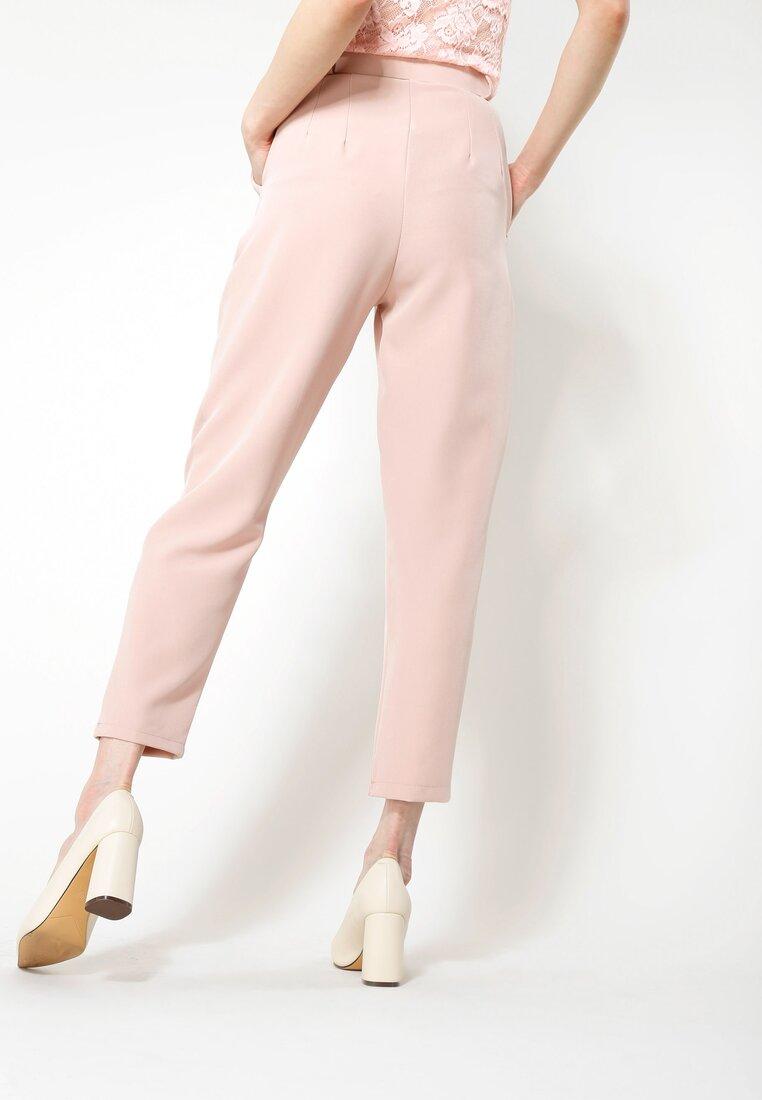 Różowe Spodnie Take My Time
