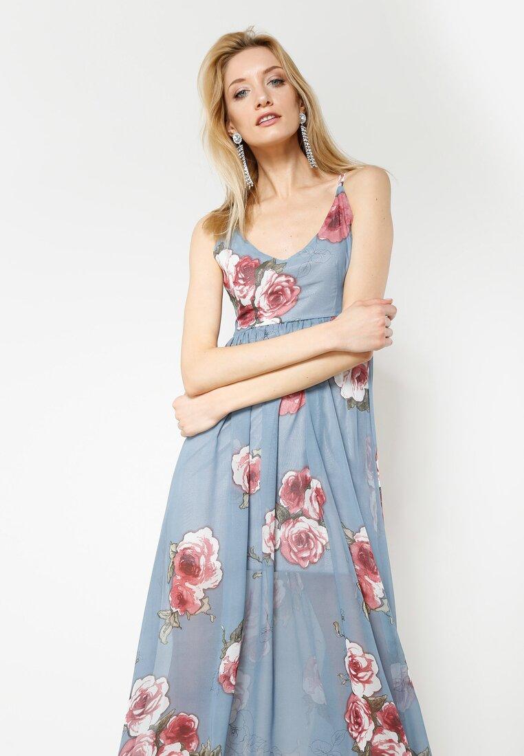 Niebieska Sukienka Small Town