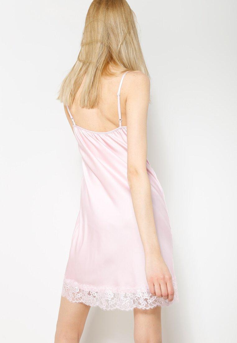 Różowa Sukienka Pretty Girls