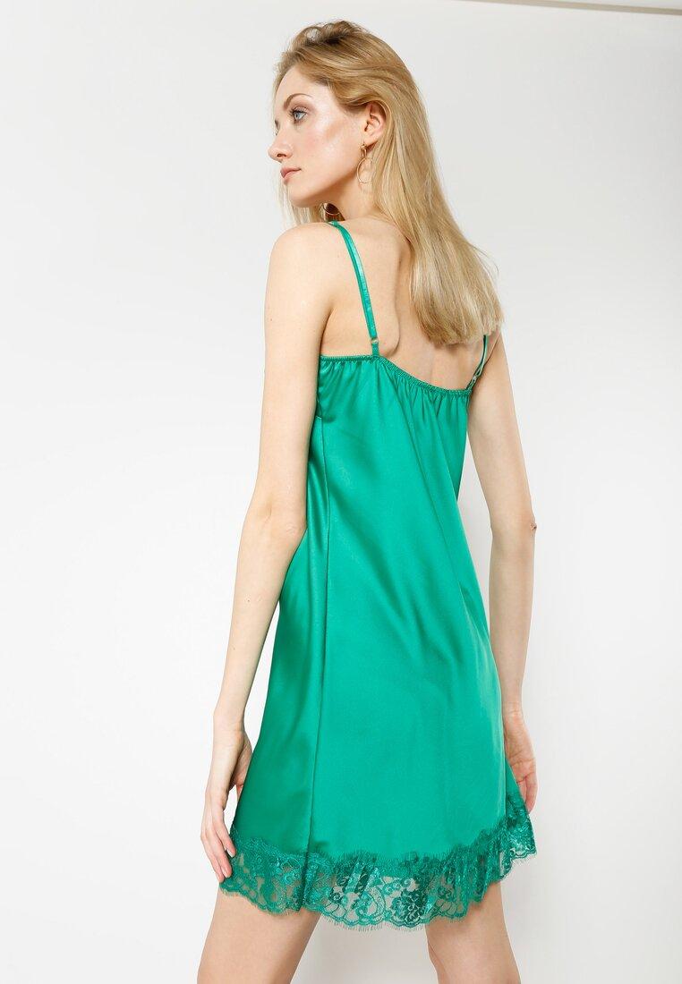 Zielona Sukienka Pretty Girls
