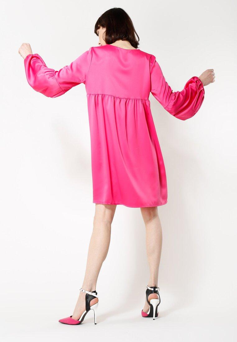 Fuksjowa Sukienka Pendulum