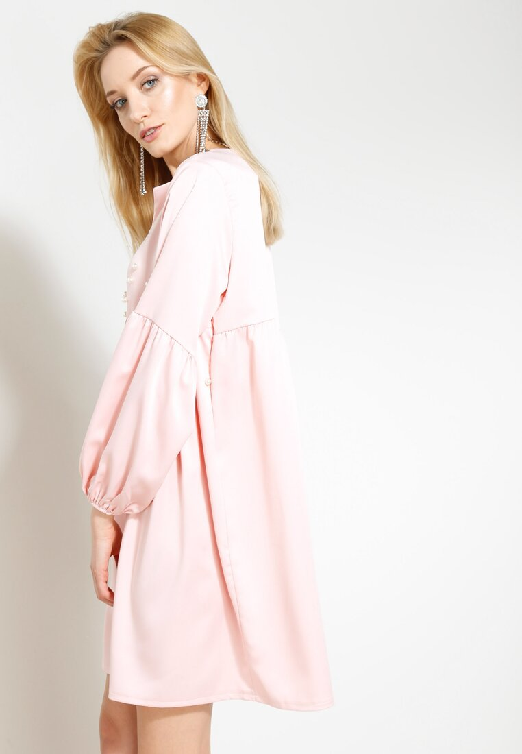 Różowa Sukienka Pendulum