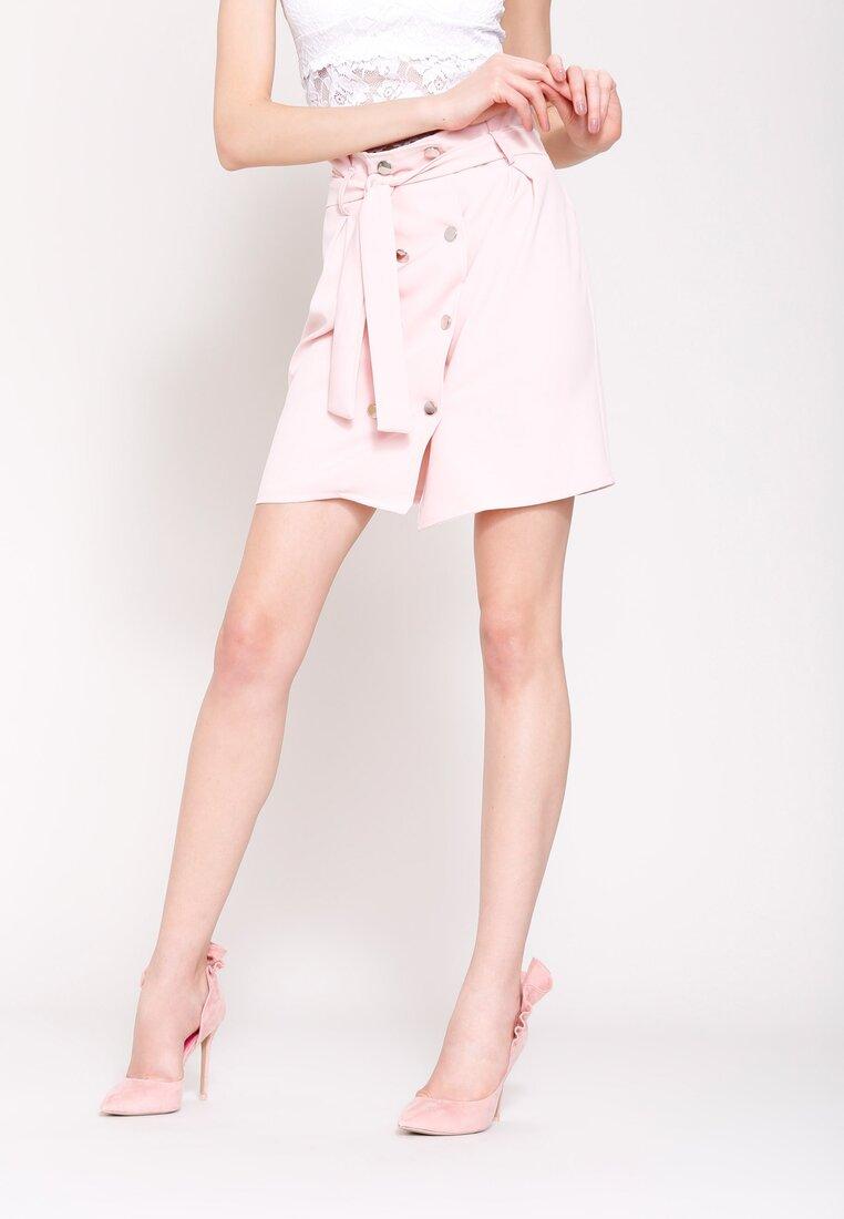 Różowa Spódnica Wild Wind