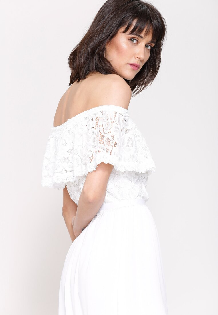Biała Sukienka Things We've Done